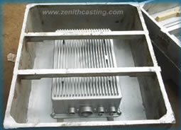 aluminum pattern for sand casting